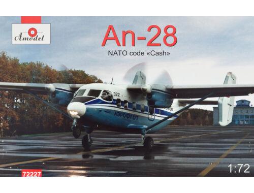 Amodel Antonov An-28 Aeroflot 1:72 (72227)