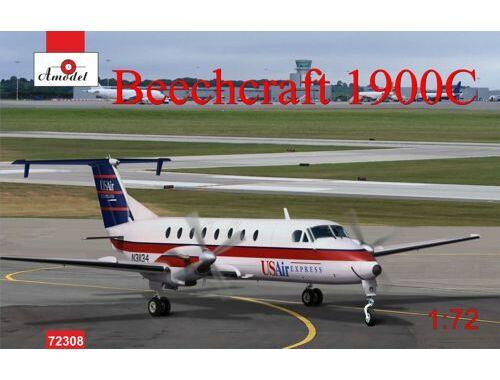 Amodel Beechcraft 1900C 1:72 (72308)
