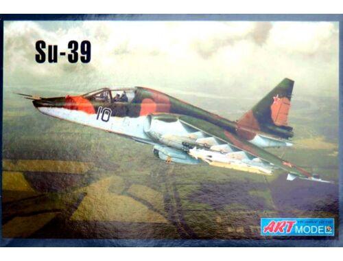 ART Model Sukhoi Su-39 anti-tank aircraft 1:72 (7217)