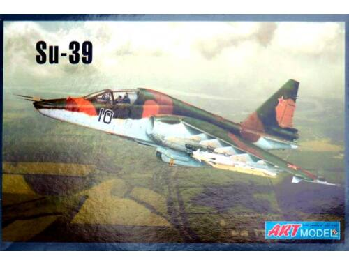 ART Model Sukhoi Su-39 anti-tank aircraft 1:72 (7217)
