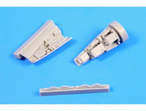 CMK Folland Gnat T.1 – Nose Electronic box 1:48 (4328)