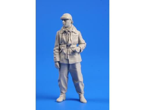 CMK French WW II Tank Commander 1:35 (F35257)