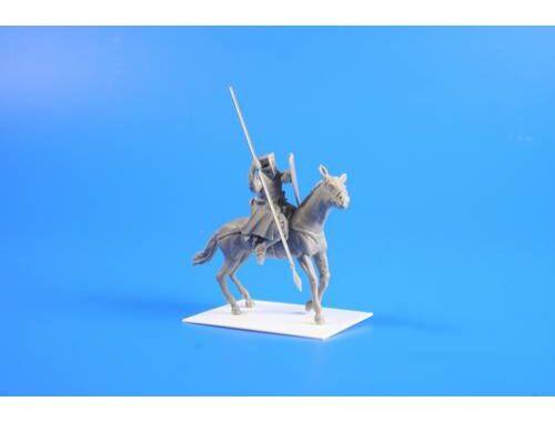 CMK Chevalier (Knight on Horseback) 1:48 (F48273)