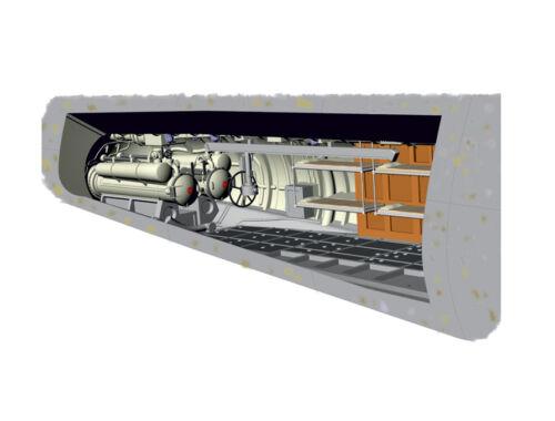 CMK U-Boot IX Rear Torpedo Section