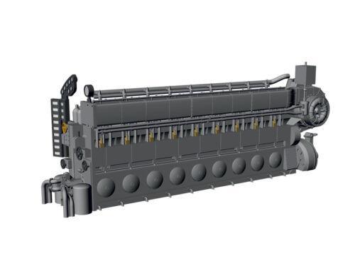 CMK Diesel Engine MAN M9V46 for UIXC 1:72 (N72027)