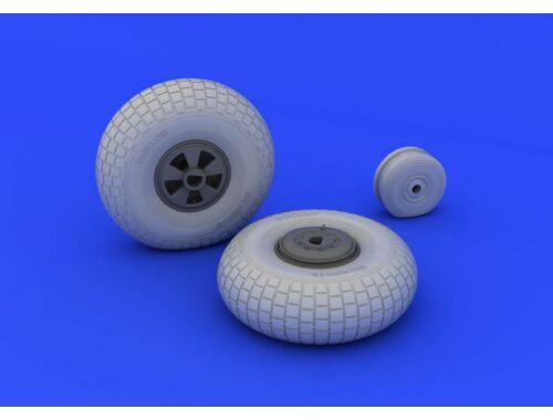 Eduard Mosquito FB Mk.IV wheels for HKM 1:32 (632061)