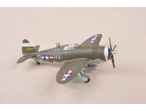 Easy Model P-47D-20RE , 361 FS, 356 FG, Sth Air Force 1:72 (36420)
