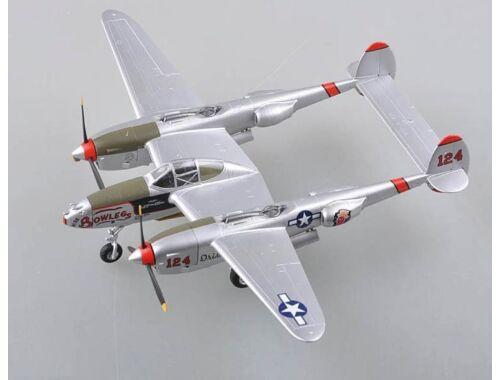 Easy Model P-38L-5-LO 431st FS 475th 1945 1:72 (36431)