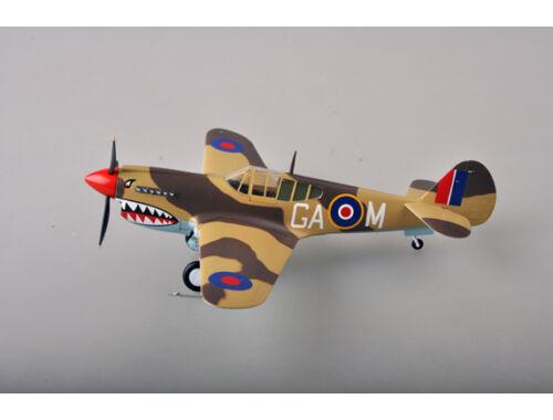 Easy Model P-40M No.112 Sqn Sicily 1943 1:48 (39312)