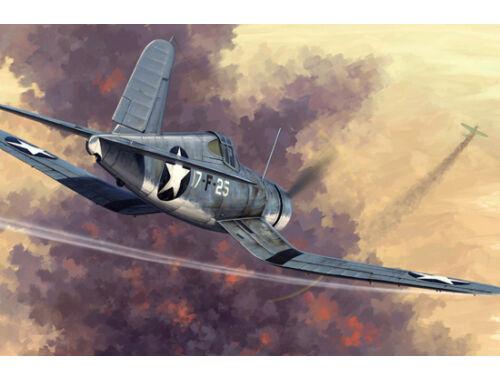 Hobby Boss F4U-1 Corsair Early version 1:48 (80381)