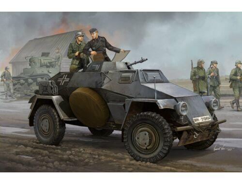 Hobby Boss German Sd.Kfz.221 Leichter Panzerspahwag 1:35 (83812)