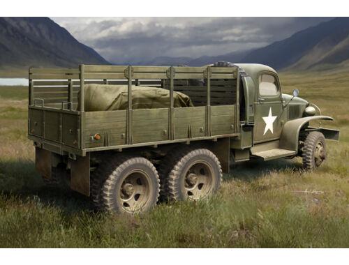 Hobby Boss US GMC CCKW-352 Wood Cargo Truck 1:35 (83832)