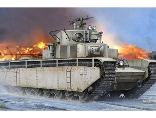 Hobby Boss Soviet T-35 Heavy Tank-Before 1938 1:35 (83842)