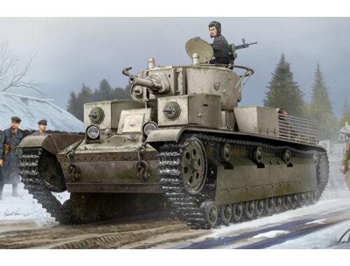 Hobby Boss Soviet T-28 Medium Tank (Riveted) 1:35 (83853)