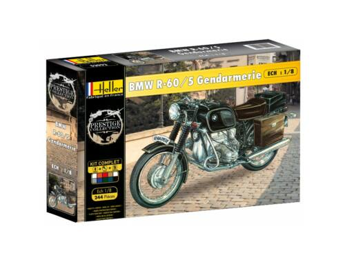 Heller Model Set BMW R-60/5 Gendarmerie 1:8 (52992)