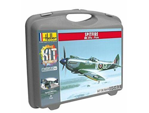 Heller Model Kit Spitfire ( piste) 1:72 (60282)