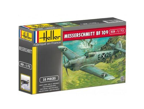 Heller Messerschmitt BF 109/B1 C1 1:72 (80236)