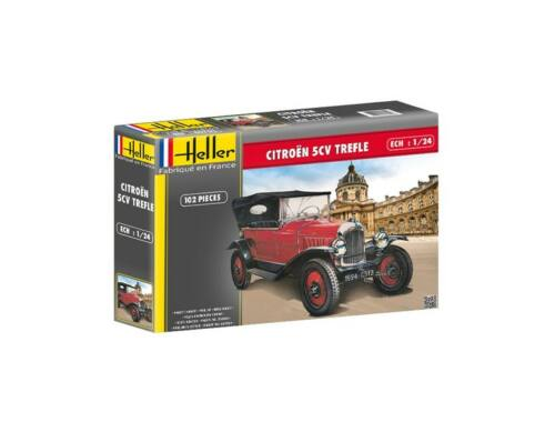 Heller-80702 box image front 1