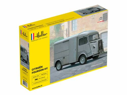Heller Citroen Fourgon Hy Tube 1:24 (80768)