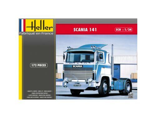 Heller Scania 141 Gervais 1:24 (80773)