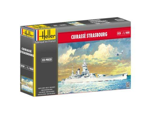 Heller Strasbourg 1:400 (81082)