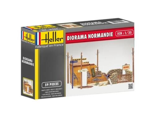 Heller Diorama Normandie 1:35 (81250)