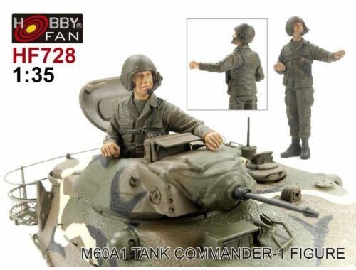 Hobby Fan M60A1 Tank Commander - 1 Figure 1:35 (HF728)