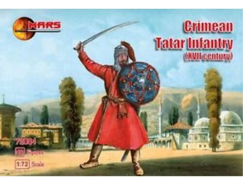 Mars Crimean Tatar Infantry 1:72 (72084)