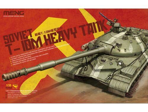Meng Soviet T-10M Heavy Tank 1:35 (TS-018)