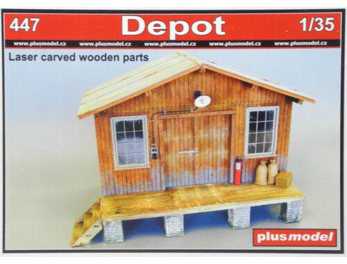 Plus Model Depot 1:35 (447)