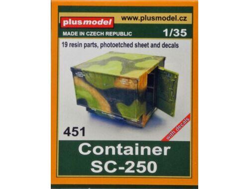 Plus Model Container SC-250 1:35 (451)