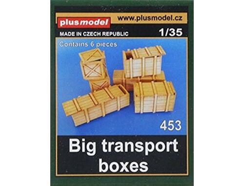 Plus Model Big transport boxes 1:35 (453)