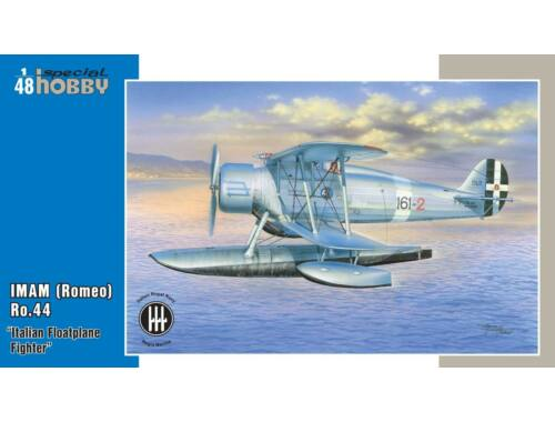 Special Hobby IMAM (Romeo) Ro.44 Italian Float Fighter 1:48 (48140)