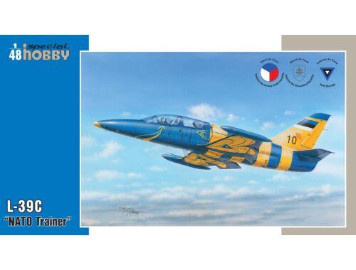 Special Hobby L-39C Albatros 1:48 (48171)