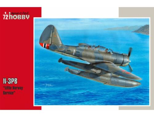Special Hobby N-3PB Little Norway Service 1:72 (72299)