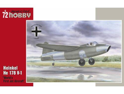 Special Hobby Heinkel He 178 V-1 First World Jet 1:72 (72321)