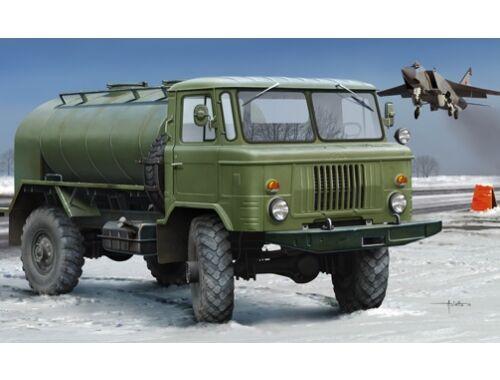 Trumpeter Russian GAZ-66 Oil Truck 1:35 (01018)