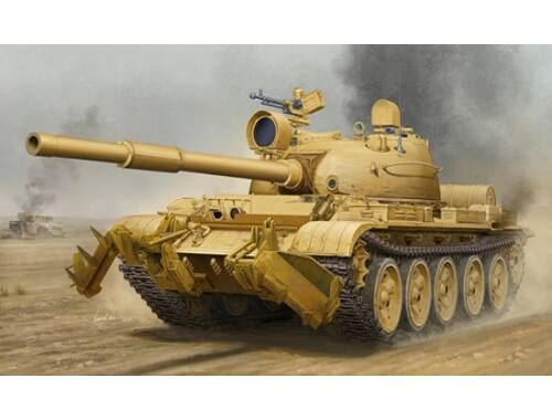 Trumpeter T-62 Mod.1960 (Iraq modification) 1:35 (01547)