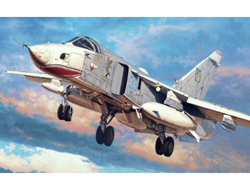 Trumpeter Su-24MR Fencer-E 1:72 (01672)