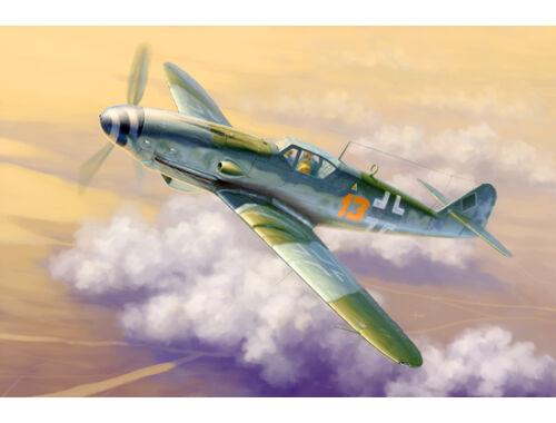 Trumpeter Messerschmitt Bf 109K-4 1:32 (02299)