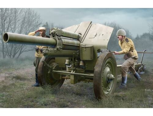 Trumpeter Soviet 122mm Howitzer 1938 M-30 LateVers 1:35 (2344)