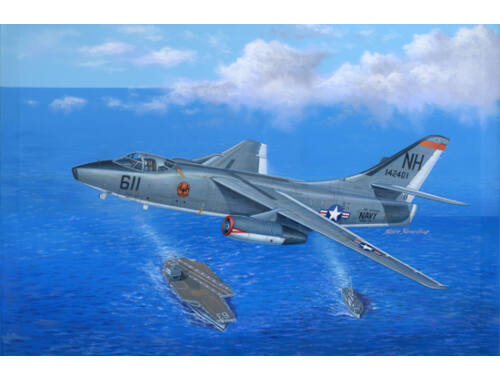 Trumpeter EA-3B Skywarrior Strategic Bomber 1:48 (02871)