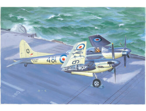 Trumpeter De Havilland Sea Hornet Nf.21 1:48 (2895)