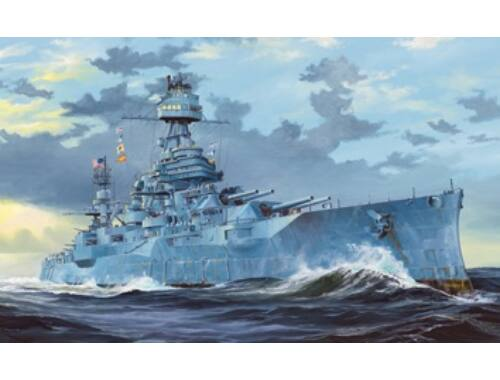 Trumpeter USS New Texas BB-35 1:350 (5340)