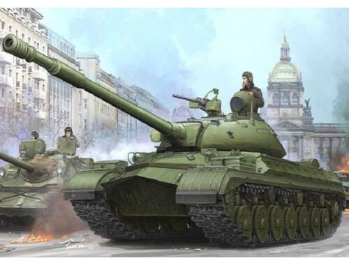 Trumpeter Soviet T-10M Heavy Tank 1:35 (05546)