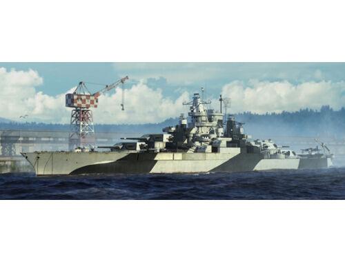 Trumpeter USS Tennessee BB-43 1944 1:700 (5782)