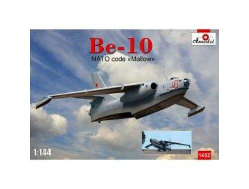 Amodel Beriev Be-10 amphibious bomber 1:144 (1452)