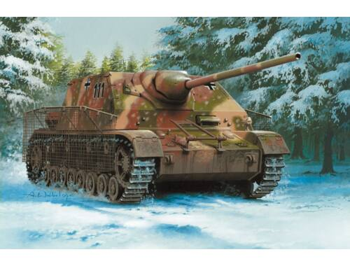 Hobby Boss German PANZER IV/70 (A)Sd. Kfz.162/1 1:35 (80133)
