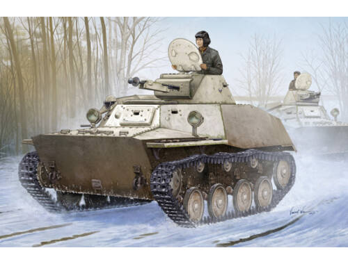 Hobby Boss Russian T-40S Light Tank 1:35 (83826)