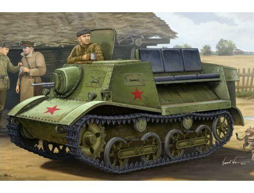 Hobby Boss Soviet T-20 Armored Tractor Komsomolets 1938 1:35 (83847)